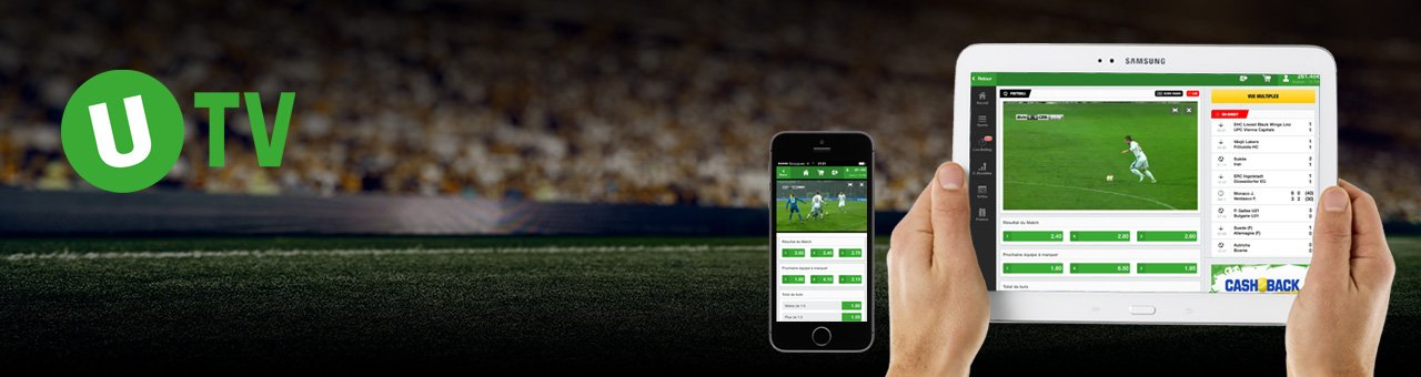 Match de foot streaming gratuit sur Unibet TV